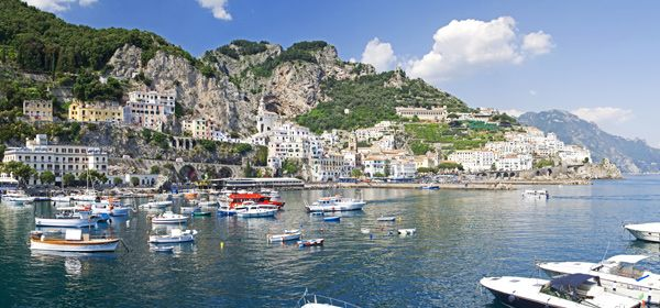 Pompei and Amalfi Coast Day Tour