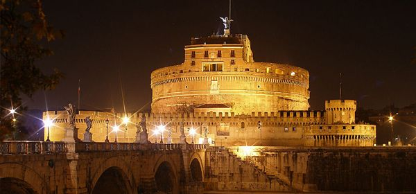 Rome by night Day Tour