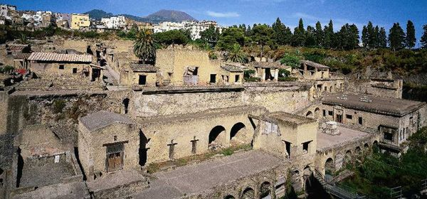 Herculaneum & Mount Vesuvius Day Tour