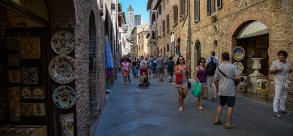 Siena and San Gimignano Day Tour