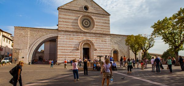 Assisi Day Tour